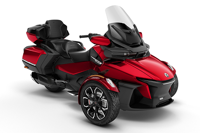 canam sypder rt ltd chrome 2020
